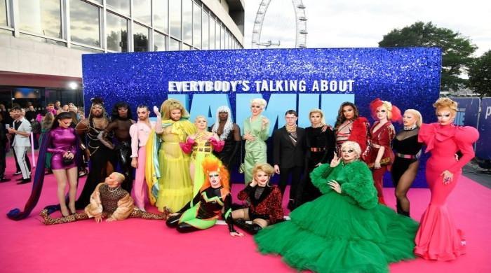 Queer film 'Everybody's talking about Jamie' premieres in London