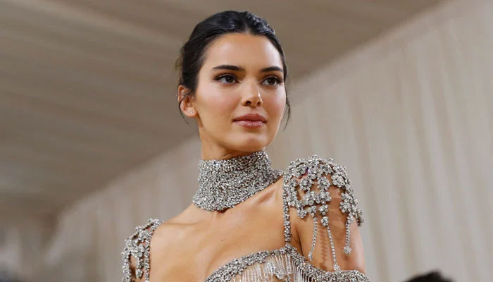 Kendall Jenner attracts massive applause for her Met Gala appearance