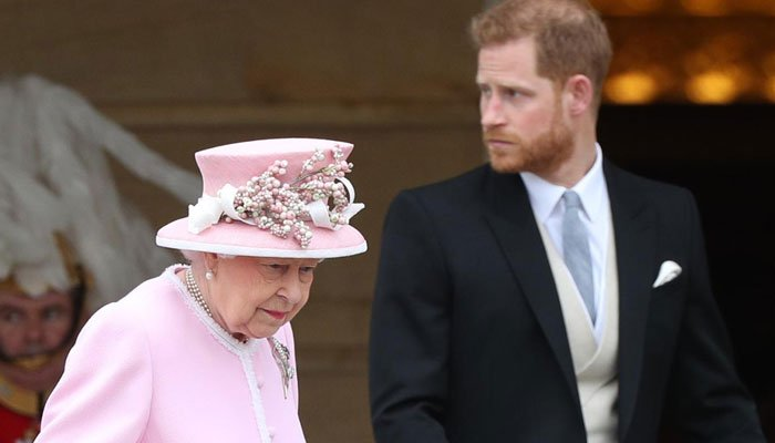 Queen Elizabeth shares a heartfelt note for Prince Harry on 37th birthday