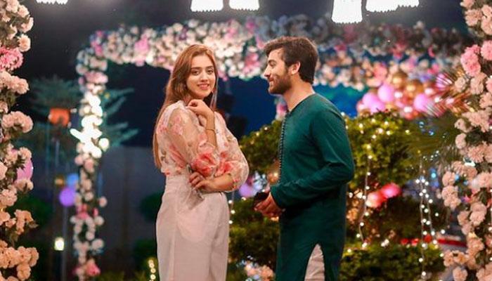 Jannat Mirza celebrates birthday around flowers, rumored fiancé Umer Butt