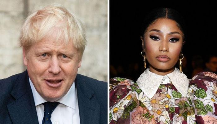 Why Nicki Minaj, UK PM Borris Johnson feuded over Covid-19 vaccine