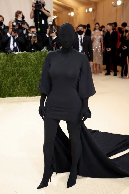 Kim Kardashian explains why she opted for fully-covered look for the Met Gala