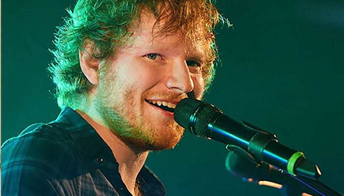 Ed Sheeran breaks records on music charts with captivating hits: report