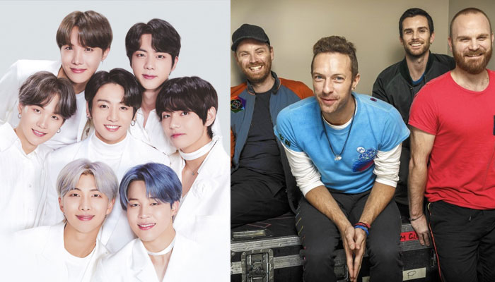 Coldplay announces release of new single 'My Universe' with BTS