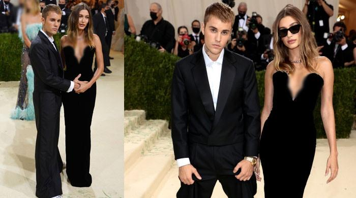 Hailey Bieber and hubby Justin celebrate Met Gala event as their wedding ceremony