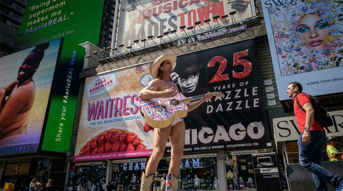 New York celebrates the return of Broadway amid post-pandemic recovery