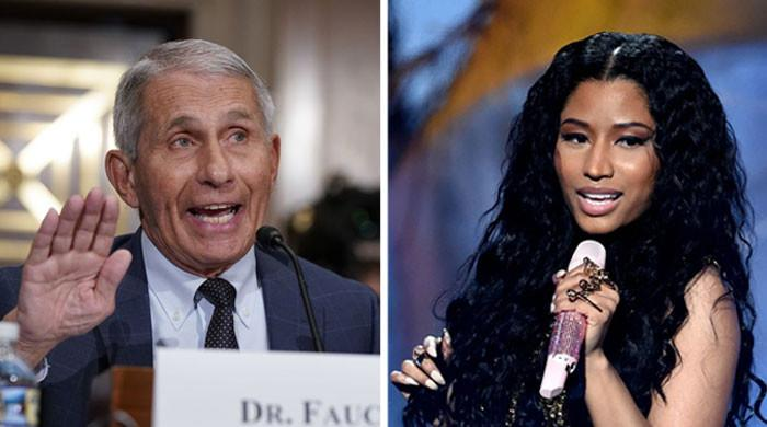 Dr. Fauci fact-checks Nicki Minaj's claims about COVID vaccines