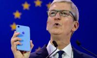 Tim Cook unveils sleek features of new iPhone as Apple pushes ahead worth over $2tr
