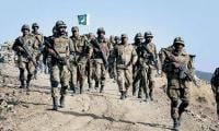 7 soldiers martyred in South Waziristan IBO