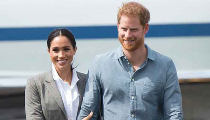 Prince Harry and Meghan Markle featured on Time 100 influencer list