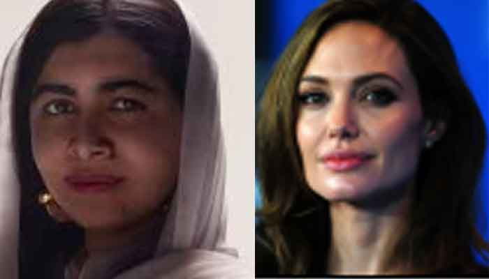 Malala says shes proud of her friend Angelina Jolie for writing a book for kids