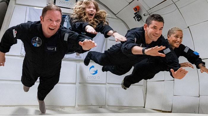 First all-civilian SpaceX flight goes into space