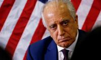 Zalmay Khalilzad reveals story of Kabul fall to Taliban