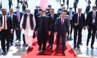 PM Imran Khan in Tajikistan to attend SCO summit