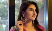 All of my dramas receive positive ratings: Hiba Bukhari