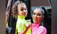 Kim Kardashian reveals daughter North converted into 'full goth girl'