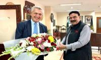 World needs to understand ground realities about Afghanistan: Sheikh Rasheed