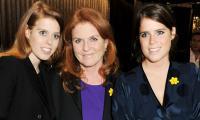 Sarah Ferguson Releases Open Letter For Princess Beatrice, Princess Eugenie