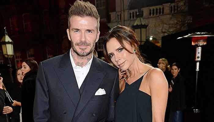David Beckham, Victoria Beckham monochrome throwback takes fans down memory lane