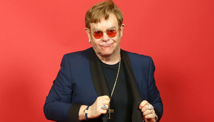 Sir Elton John addresses painful fall: Im in considerable pain and discomfort