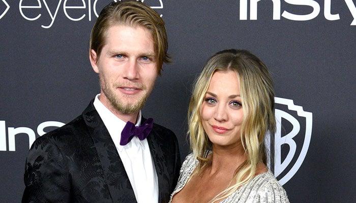 Kaley Cuoco, Karl Cook 'doing great' amid divorce proceedings: source