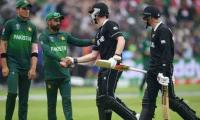 Live: First ODI Match Between Pakistan And New Zealand Cancelled