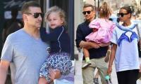 Irina Shayk Says Bradley Cooper Is A 'hands On' Dad With Daughter Lea