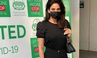Saba Qamar is fully vaccinated against Covid-19