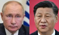 China and Russia urge Taliban to keep security promises