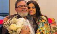 Hira Mani's Father Breathes His Last