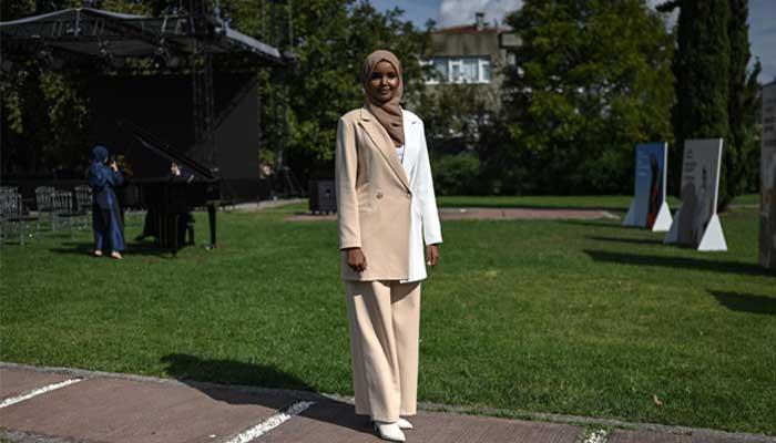'Change the game': supermodel Halima Aden reinvents modest fashion