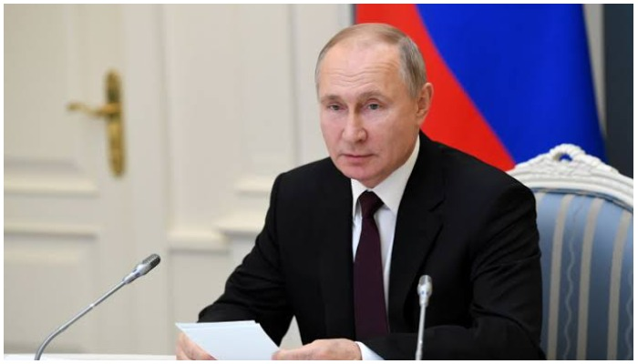 Putin, first elected Russia's president in 2000, has served longer than any Russian or Soviet politician since the early 1950s. Photo AFP