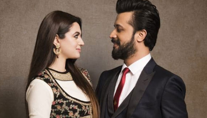 Atif Aslam, Sara Bharwana leave fans gushing with adorable viral wedding clip: Watch Here