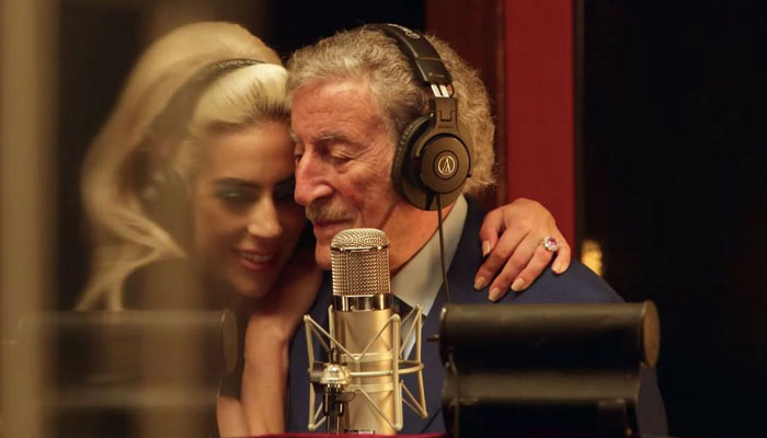 Lady Gaga, Tony Bennett drop emotional performance of 'Love for Sale' MV