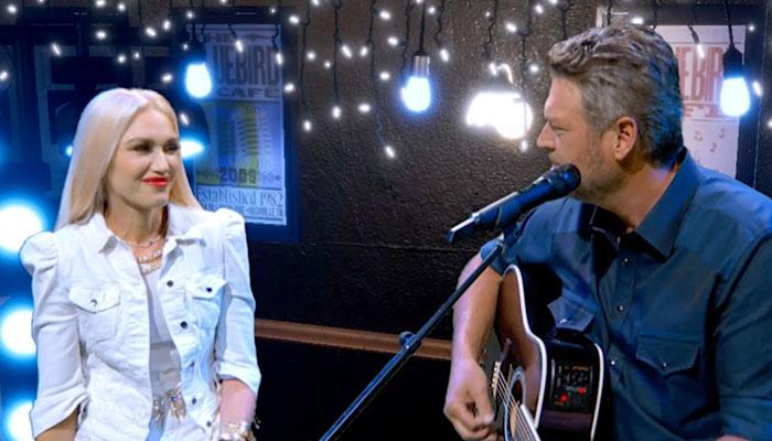 Gwen Stefani showcases gratitude towards Blake Shelton for 'letting me ride your coattails'