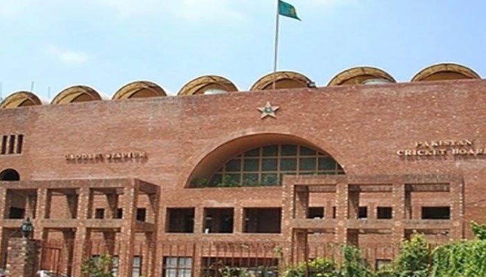 Pakistan Cricket Board.