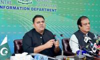 2023 elections will be held only after electoral reforms: Fawad Chaudhry
