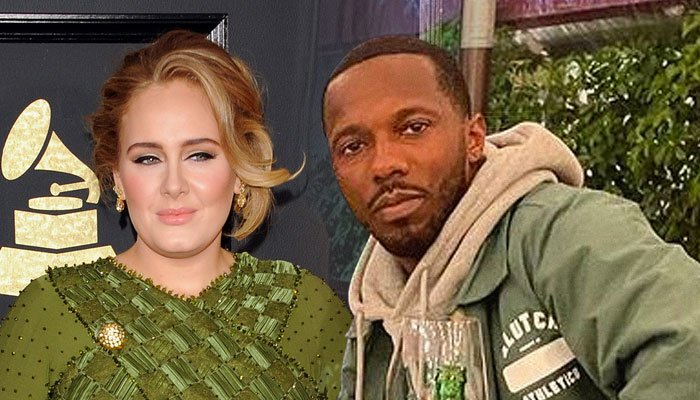 Adele introduces her new beau Rich Paul to the world