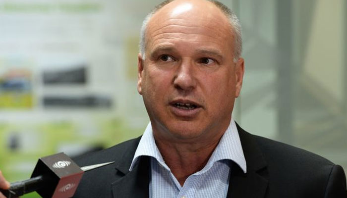 New Zealand Cricket (NZC) chief David White. Photo: file