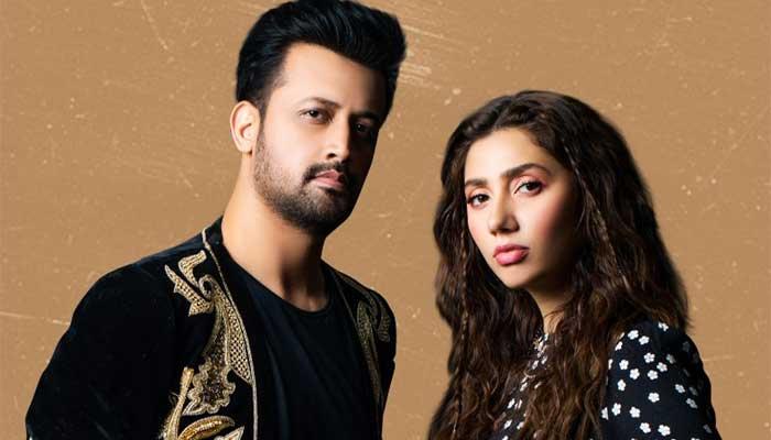 Mahira Khan, Atif Aslam team up for 'Ajnabi' after 10 years