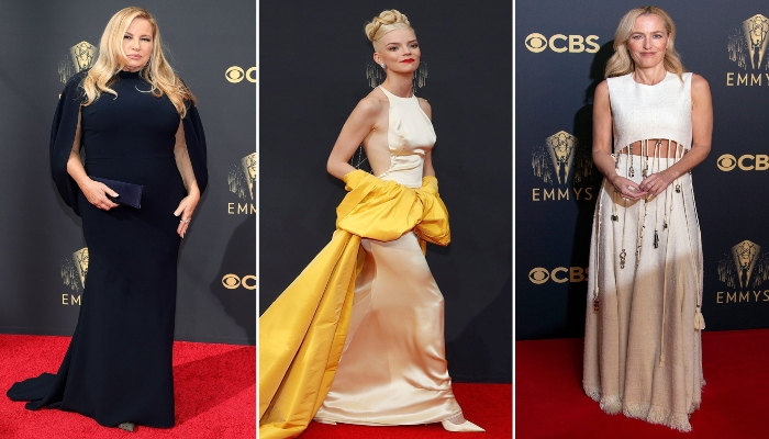 Emmys 2021: See the best dressed stars on the red carpet