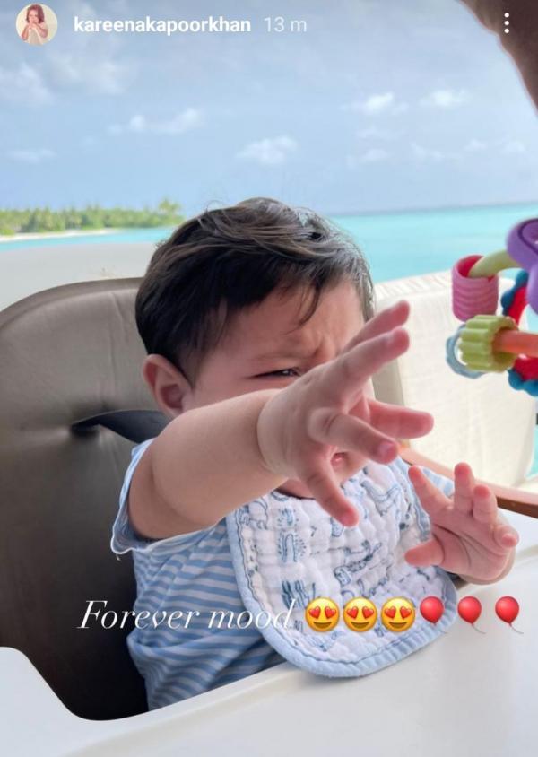 Kareena Kapoor shares adorable photo streak from Maldives vacay: check out