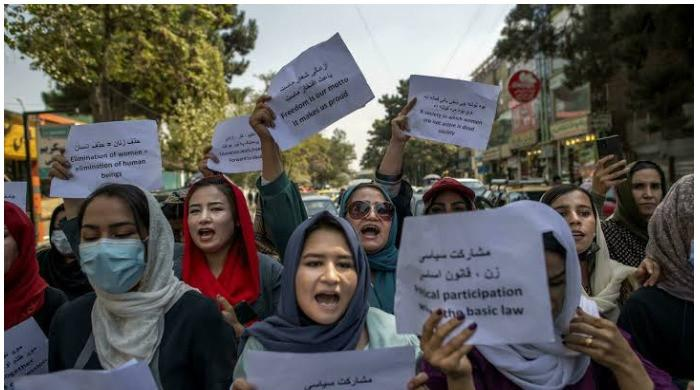New work restrictions imposed by Taliban outrage Afghan women