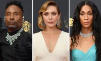 Stars bring back the glam at in-person Emmys red carpet