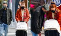 Zayn Malik Snapped Outside NYC Apartment Ahead Of Daughter Khai's First Birthday