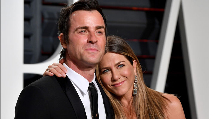 Jennifer Aniston and Justin Theroux prove exes can be friends