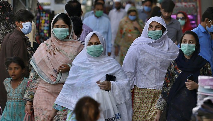 Pakistan reports 81 COVID-19 related deaths in the last 24 hours. Photo: file