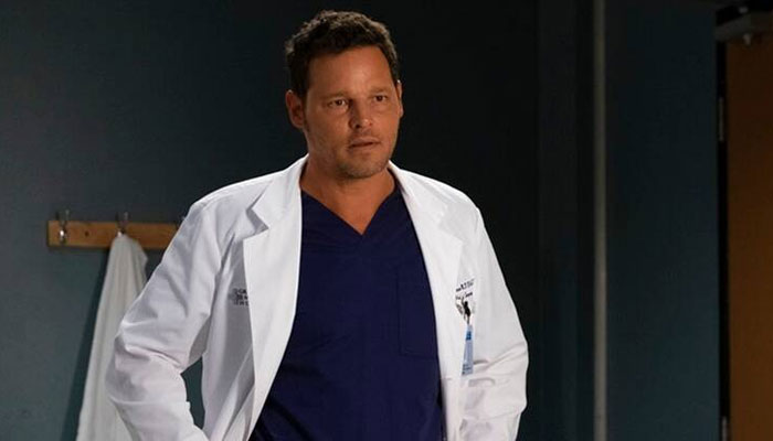 You're in a bubble [on the show], said Justin Chambers about exit from Greys Anatomy