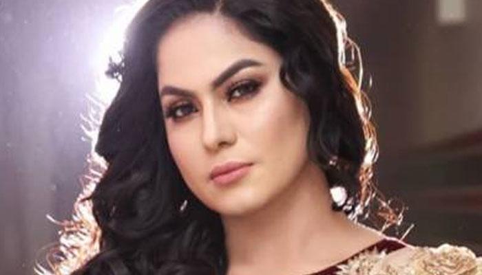 Government should have dress code boundaries for showbiz, says Veena Malik