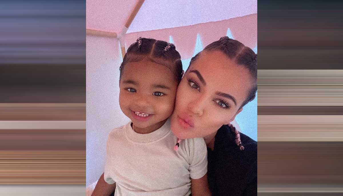 Khloe Kardashian narrates what her day looks like with daughter True Thompson